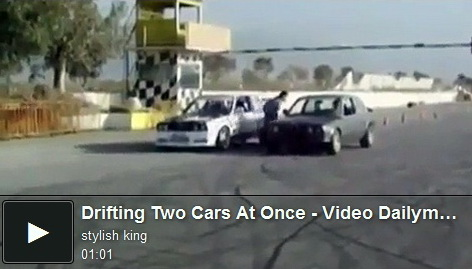 drifting-two-cars-