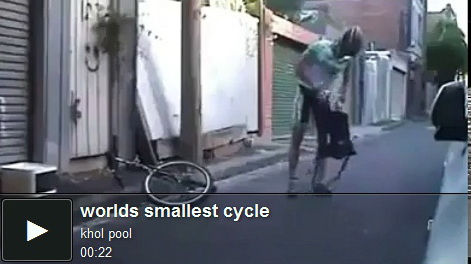 worlds-smallest-cycle-