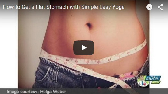 flat-stomach-with-easy-yoga-