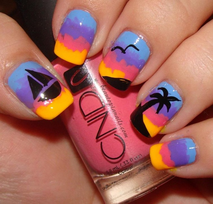 colorful-ideas-for-summer-manicure- (17)