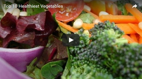 healthiest-vegetables-