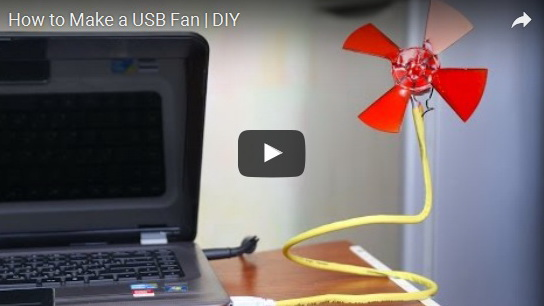 how-to-make-usb-fan-